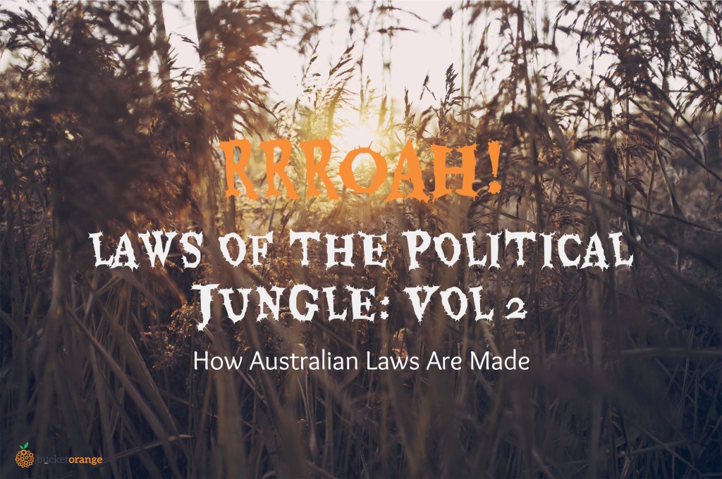 Laws Of The Political Jungle Vol 2