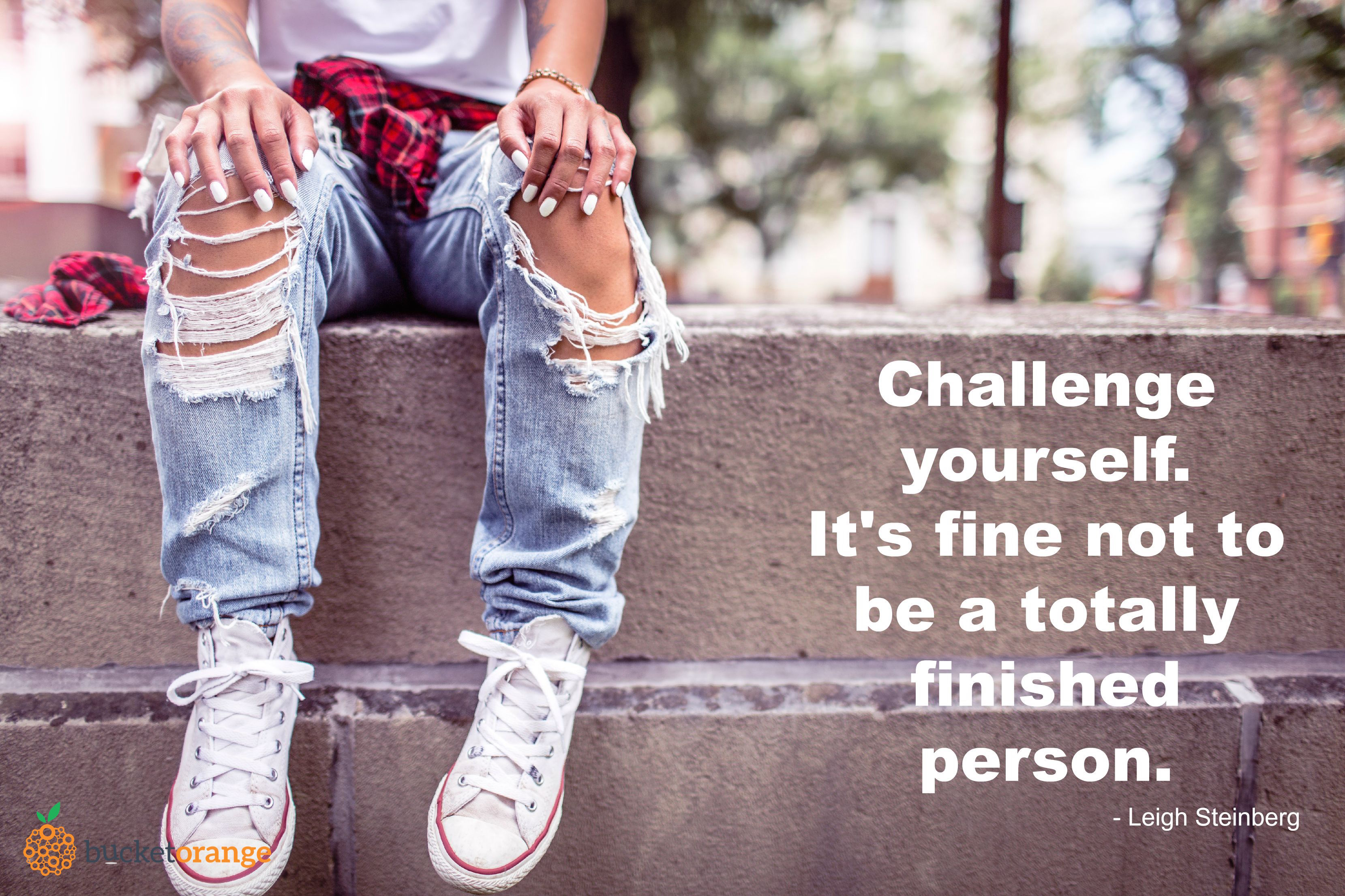 Challenge yourself_Quote