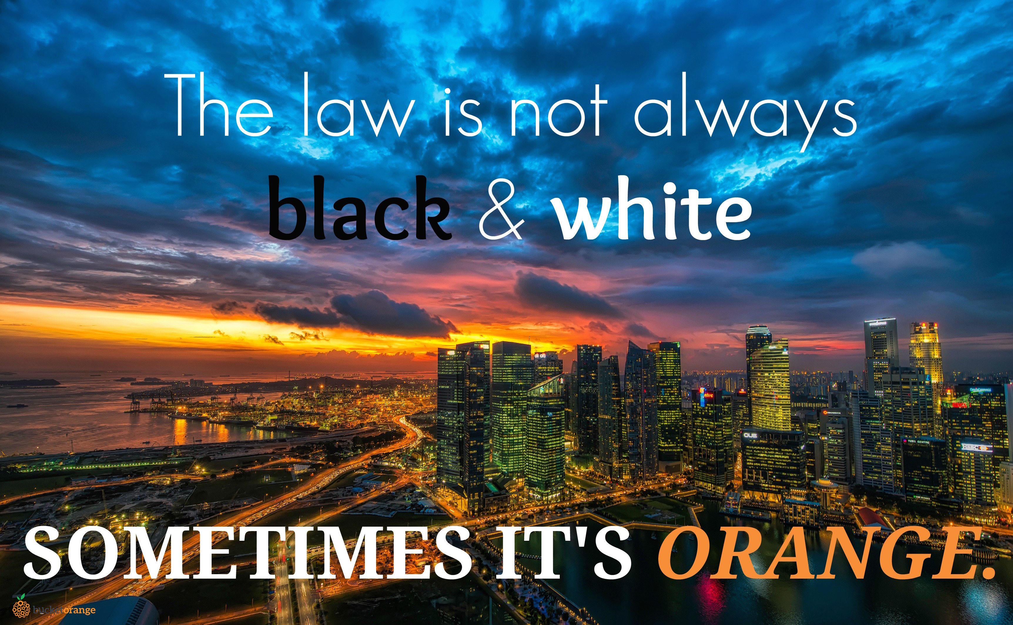 THE LAW IS ORANGE 2