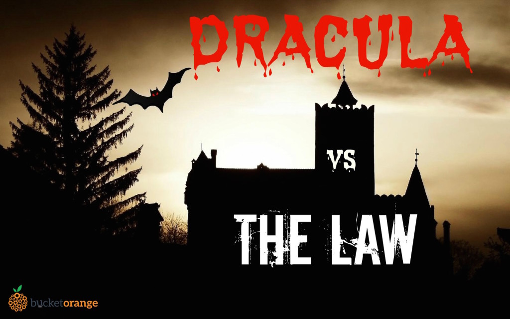 Dracula vs The Law