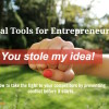 Legal Tools For Entrepreneurs: What To Do If Someone Steals Your Business Idea