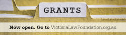 Do You Have A Project Idea That Will Help Victorians Understand The Law?