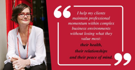 Mental health support for CEOs