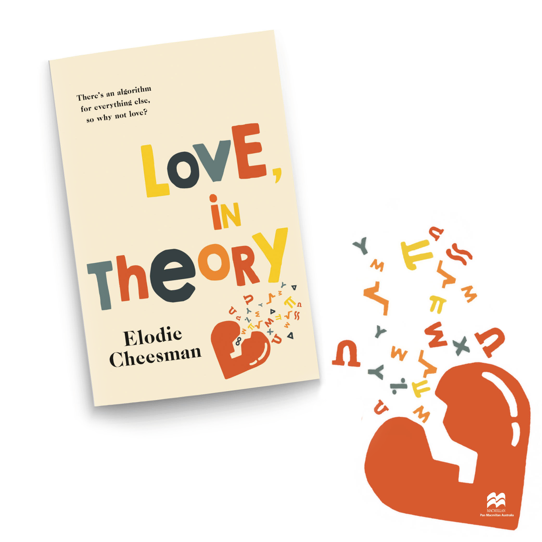 """Law Chats & Freebies! 5 Minutes With Elodie Cheesman On Her New Book """"Love, In Theory"""""""